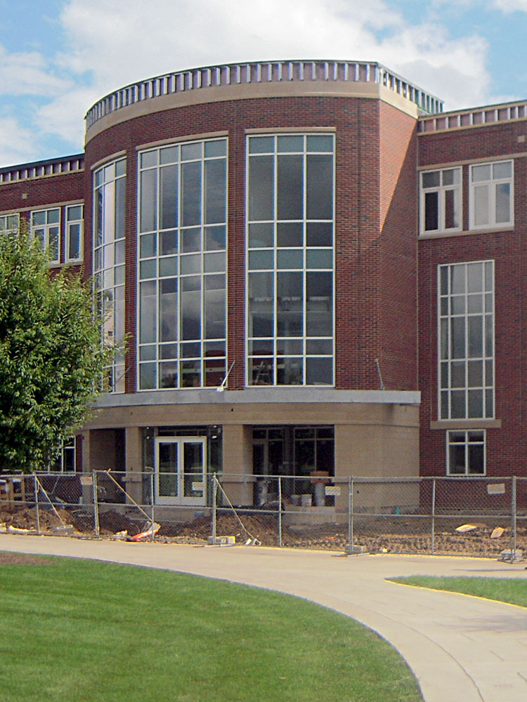 ED Pons Sutliff Hall Additions and Renovations